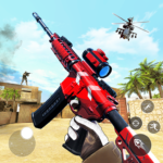 Rebel Wars – Fps Shooting Game: New Fps Games 2020 APK MOD (Unlimited Money) 1.9