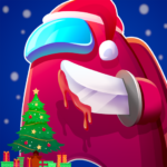 Red Imposter Nightmare Christmas   APK MOD (Unlimited Money) 1.2.2