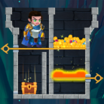 Rescue Hero: How to Loot – Pull the Pin APK MOD (Unlimited Money) 1.9.0