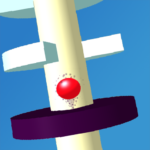 Rise On Top: Helix Ball Jump 2019 APK MOD (Unlimited Money) 1.3.0309