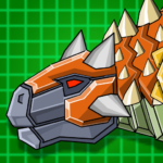 Robot Ankylosaurus Toy War APK MOD (Unlimited Money) 3.9