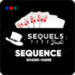 Sequence: Sequel5 Online Multiplayer Board Game APK MOD (Unlimited Money) 7.0.1