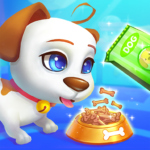 🐶🐶Space Puppy – Feeding & Raising Game APK MOD (Unlimited Money) 2.2.5038