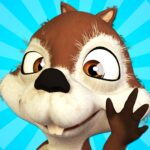 Talking Baby Squirrel APK MOD (Unlimited Money) 210104