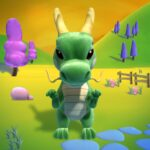 Talking Dragon   APK MOD (Unlimited Money) 2.28