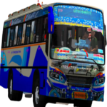 Tamil Bus Mod Livery | Indonesia Bus Simulator APK MOD (Unlimited Money) 1.2