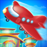 Town Airport Adventures – Play Airport Games APK MOD (Unlimited Money) 1.0.5
