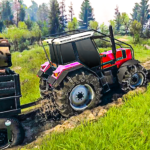Tractor Pull & Farming Duty Game 2019 APK MOD (Unlimited Money) 1.0