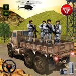 US Army Truck Driving 2018: Real Military Truck 3D APK MOD (Unlimited Money) 1.0.5