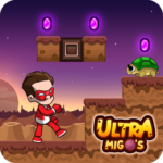 Ultra Migo's Adventure: World Adventure Game 2020 APK MOD (Unlimited Money) 1.3