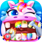Unicorn Dentist – Rainbow Pony Beauty Salon APK MOD (Unlimited Money) 1.4