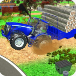 Village Tractor Games:Chained Tractor Offroad Game APK MOD (Unlimited Money) 1.00.0000