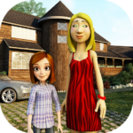 Virtual  Mother Simulator Family Game : Happy Mom APK MOD (Unlimited Money) 1.0.1