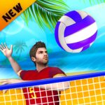 Volleyball 2021 – Offline Sports Games APK MOD (Unlimited Money) 1.2.4