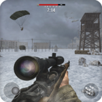 World War 2 Winter Heroes – Free Shooting Games APK MOD (Unlimited Money)1.2.0 1.2.2