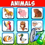 Animal sounds. Learn animals names for kids APK MOD (Unlimited Money) 6.6