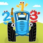Blue Tractor Games for Toddlers 2 Years Old! Pre K APK MOD (Unlimited Money) 1.1.4