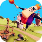 Catapult Shooter 3D💥: Revenge of the Angry King👑 APK MOD (Unlimited Money) 1.0.19