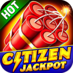 Citizen Jackpot Casino – Free Slot Machines   APK MOD (Unlimited Money) 1.01.04