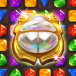 Cleopatra's Jewels – Ancient Match 3 Puzzle Games APK MOD (Unlimited Money) 1.2.2