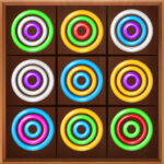 Color Rings – Colorful Puzzle Game APK MOD (Unlimited Money) 3.4