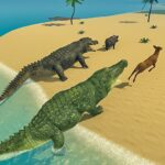 Crocodile Family Simulator Games 2021 APK MOD (Unlimited Money) 1.0