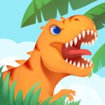 Dinosaur Island: T-Rex Games for kids in jurassic APK MOD (Unlimited Money) 1.0.6