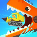 Dinosaur Ocean Explorer: Games for kids & Toddlers APK MOD (Unlimited Money) 1.0.3