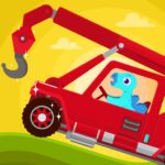 Dinosaur Rescue – Truck Games for kids & Toddlers APK MOD (Unlimited Money) 1.1.0