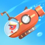 Dinosaur Submarine: Games for kids & toddlers APK MOD (Unlimited Money) 1.0.5