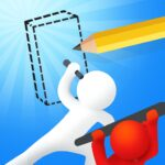 Draw Hammer – Drawing games APK MOD (Unlimited Money) 1.4.3