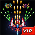 Galaxy Shooter : Falcon Squad Premium  APK MOD (Unlimited Money) or Android
