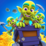 Gold and Goblins: Idle Merger & Mining Simulator  APK MOD (Unlimited Money) 1.6.0