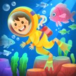Kiddos under the Sea : Fun Early Learning Games APK MOD (Unlimited Money) 1.0.3