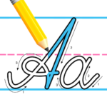 Kids Learn Cursive Writing – Cursive For Toddlers APK MOD (Unlimited Money) 10.0