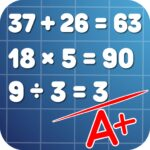 Math problems: mental arithmetic game APK MOD (Unlimited Money) 3.42