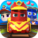 Mighty Express – Play & Learn with Train Friends APK MOD (Unlimited Money) 1.2.10