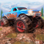 Monster Truck Destruction : Mad Truck Driving 2020 APK MOD (Unlimited Money) 1.5