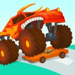Monster Truck Go – Racing Games Kids APK MOD (Unlimited Money) 1.1.3
