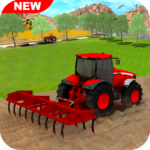 New Tractor Farming 2021: Free Farming Games 2021 APK MOD (Unlimited Money) 1.11