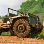Offroad Jeep Driving & Racing stunts APK MOD (Unlimited Money) 2.2.3