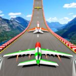 Plane Stunts 3D : Impossible Tracks Stunt Games APK MOD (Unlimited Money) 1.0.9