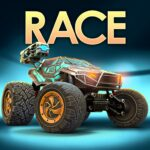 RACE: Rocket Arena Car Extreme   APK MOD (Unlimited Money) 1.0.23