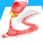 Sand Painting APK MOD (Unlimited Money) 1.6