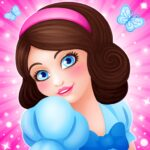 Snow Princess – Games for Girls APK MOD (Unlimited Money) 2.0.0