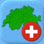 Swiss Cantons – Quiz about Switzerland's Geography APK MOD (Unlimited Money) 3.1.0