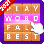 Word Fall – Brain training search word puzzle game APK MOD (Unlimited Money) 3.1.3