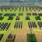 World War 3: Terror Battles RTS APK MOD (Unlimited Money) 2.1