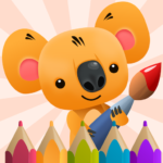 Сoloring Book for Kids with Koala APK MOD (Unlimited Money) 3.3