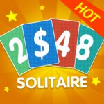 2048 Cards Casual – 2048 Solitaire Games   APK MOD (Unlimited Money) 1.1.1